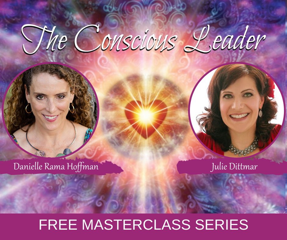 The Conscious Leader Masterclass Series